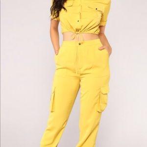 Other - Medium yellow set...